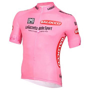 Santini Giro D Italia Kids Leader Jersey 2015