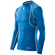 Skins Carbonyte LS Baselayer Top - Blue SS15