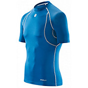 Skins Carbonyte SS Baselayer Top - Blue SS15