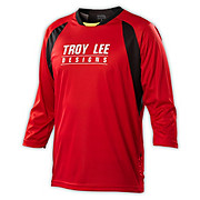 Troy Lee Designs Ruckus Jersey Plain 2015