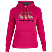 Canterbury Womens Cracked Print Logo Hoody AW15