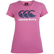 Canterbury Ladies CCC Logo Tee AW15