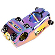 Blank Compound Top Load BMX Stem - Rainbow