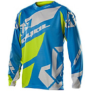 Royal Victory Race Long Sleeve Jersey - Blue 2015
