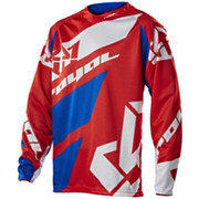 Royal Victory Race Long Sleeve Jersey - Red 2015