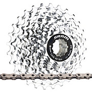 SRAM PG1070 10sp MTB Cassette + Chain Bundle