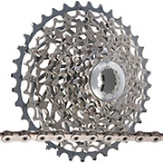 SRAM XG1080 10sp MTB Cassette + Chain Bundle
