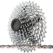 SRAM PG1030 10sp MTB Cassette + Chain Bundle