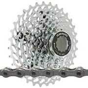 SRAM PG1050 10sp Road Cassette + Chain Bundle