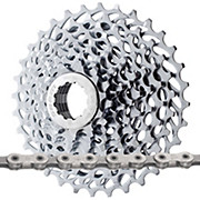 SRAM PG1070 10sp Road Cassette + Chain Bundle