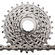 SRAM XG-1090 10sp Road Cassette+Chain Bundle