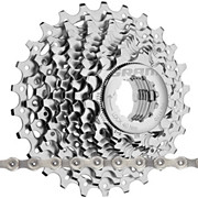 SRAM PG1170 11sp Road Cassette + Chain Bundle