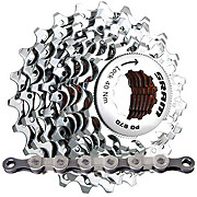 SRAM PG970 9sp Road Cassette + Chain Bundle