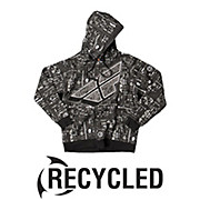 Fly Racing Reverse-A-Billy Hoodie - Ex Display