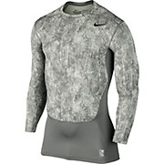 Nike Pro Hyperwarm Lite Comp Shred Crew Top AW15