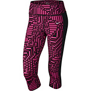 Nike Epic Lux Printed Capri Tights AW15