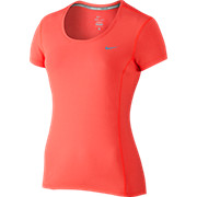 Nike Womens Dri-FIT Contour Short Sleeve Top AW15