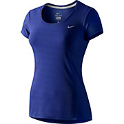 Nike Womens Dri-FIT Contour Short Sleeve Top SS16