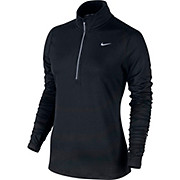Nike Womens Element Half Zip Long Sleeve Top AW15