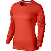 Nike Womens Miler Long Sleeve Top SS16