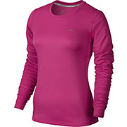 Nike Womens Miler Long Sleeve Top AW15