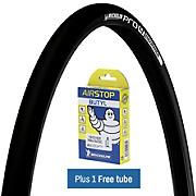 Michelin Pro4 Endurance V2 Tyre + FREE Tube