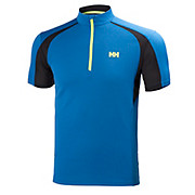 Helly Hansen Pace 1-2 Zip Lifa Flow SS Top AW15