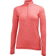 Helly Hansen Womens Aspire Flex 1-2 Zip LS Top SS16