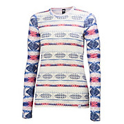 Helly Hansen Womens HH Wool Graphic LS Top AW15