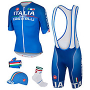 Castelli Italia Team Kit Clothing Bundle 2015
