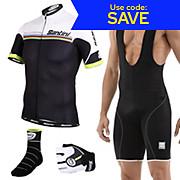 Santini UCI Rainbow Clothing Bundle 2015