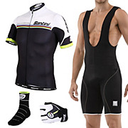 Santini UCI Rainbow Clothing Bundle 2015