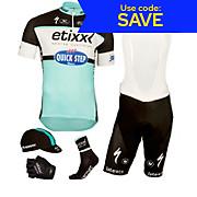 Vermarc Etixx Quick-Step Team Kit Bundle 2015