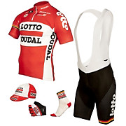 Vermarc Lotto Soudal Team Kit Bundle 2015