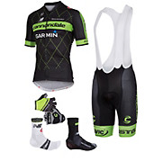 Castelli Garmin Cannondale Team Kit Bundle 2015