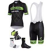 Castelli Garmin Cannondale Team Kit Bundle 2015