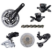 Shimano Deore 9 Speed Groupset Builder