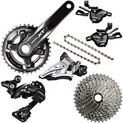Shimano XT M8000 2x11 Speed Groupset Builder