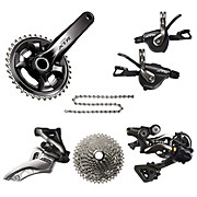 Shimano XTR 11 Speed Groupset Builder