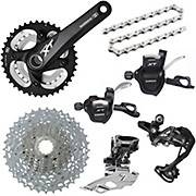 Shimano XT 10 Speed Groupset Builder