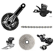 Shimano Deore 10 Speed Groupset Builder
