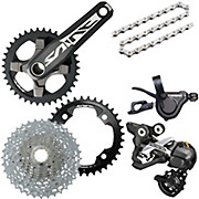 Shimano Saint 10 Speed Groupset Builder