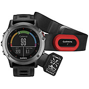 Garmin Fenix 3 GPS Watch Performance Bundle