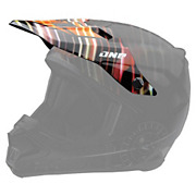 One Industries Gamma Visor - Lightspeed