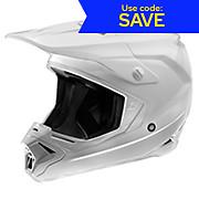 One Industries Gamma White Helmet 2016