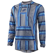 One Industries Atom Vented Rasta Poncho Jersey 2014