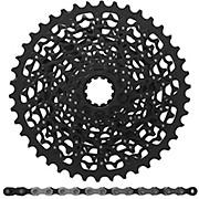 SRAM X1 XG-1180 11sp Cassette + Chain Bundle