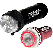 Exposure Switch & Flare Commuter Light Set