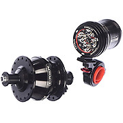 Exposure Revo Pack Dynamo Front Light 32 Spoke
