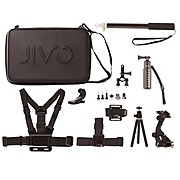 Jivo Go Gear Action Camera Accessory Pack